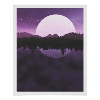 Moonrise 1 ポスター