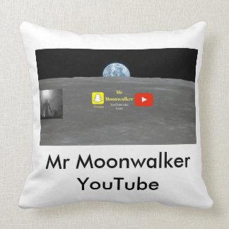 Moonwalker Range心地よい投げる人pillow|の氏 クッション