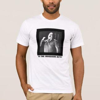 MOOOOON ACTCに! Tシャツ