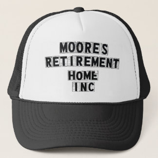 MooresRetirementHome キャップ