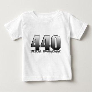 Moparのごまかし440 6パック ベビーTシャツ