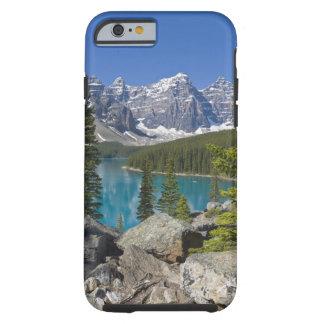 moraine湖、カナダ人ロッキー山脈、アルバータ、カナダ ケース