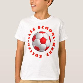More Soccer Tシャツ