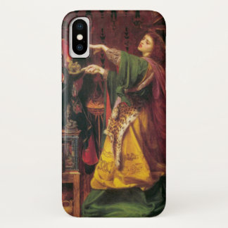 Morgan La Fay - Art Nouveau #2 iPhone X ケース