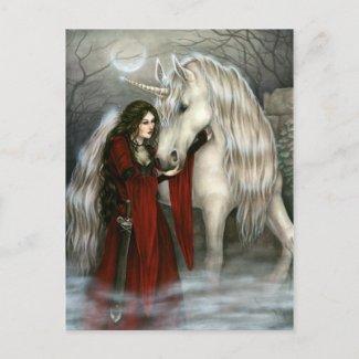 Morganaの秘密 ポストカード
