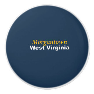 Morgantown、ウェストヴァージニアの陶磁器のノブ セラミックノブ