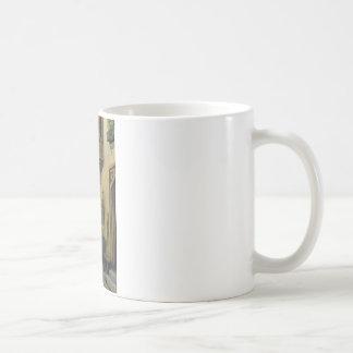 MoritzフォンSchwind著夜明け1859年に告別 コーヒーマグカップ