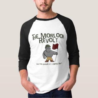 Morlock Longsleeveのraglan Tシャツ