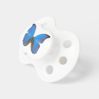 Morphoの青い蝶 おしゃぶり
