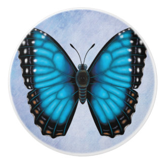 Morphoの青い蝶 セラミックノブ