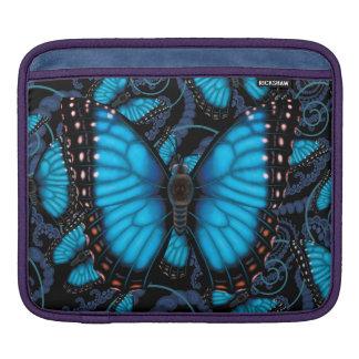 Morphoの青い蝶 iPadスリーブ
