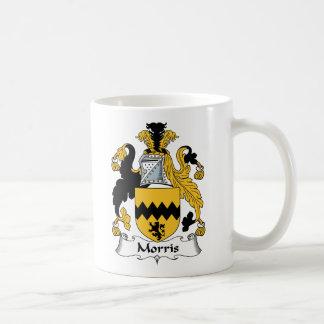 Morrisの家紋 コーヒーマグカップ