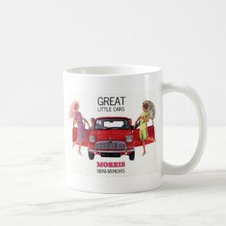 Morrisの小型未成年者1963年 コーヒーマグカップ