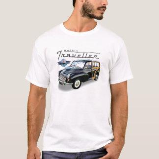 Morrisの未成年者の旅行者 Tシャツ