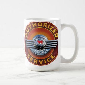 Morris車サービス印 コーヒーマグカップ