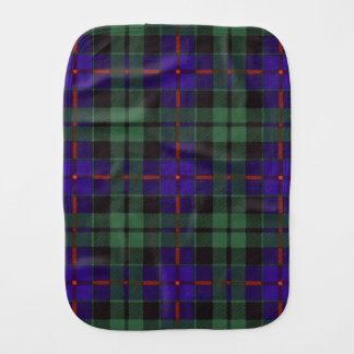 Morrisonの一族の格子縞のスコットランド人のタータンチェック バープクロス
