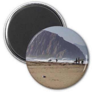 Morroの石はサーファーを浜に引き上げます マグネット