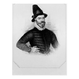 Mortonのジェームスダグラスの第4伯爵 ポストカード