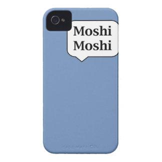 Moshi Moshiのこんにちは- Iphone 4ケース Case-Mate iPhone 4 ケース