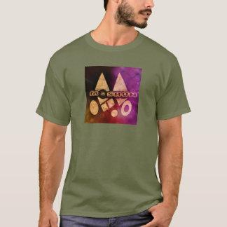 MoshunのファンキーなロゴのTシャツ Tシャツ