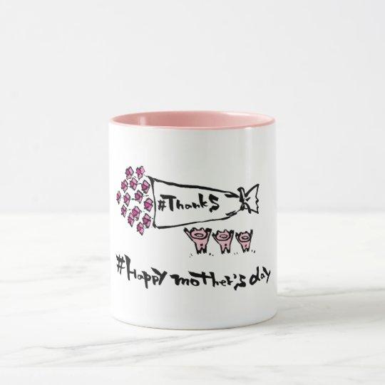 mother'sdayマグカップ マグカップ