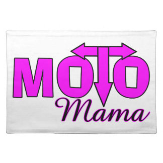 Motoのママ ランチョンマット