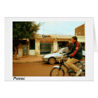 Motoの人 カード