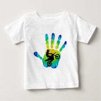 Motoの強い感情 ベビーTシャツ