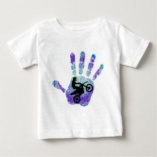 MOTOの本管のイベント ベビーTシャツ