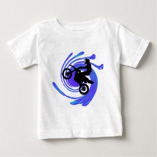 Moto粉砕 ベビーTシャツ