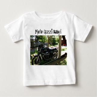 Moto Guzziのベビー! ベビーTシャツ