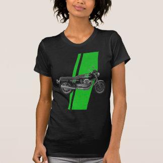 Moto Guzzi - 1000Sヴィンテージの緑 Tシャツ