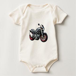 Moto Koolart ベビーボディスーツ
