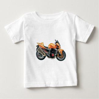 Moto Koolart ベビーTシャツ
