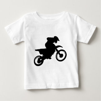 moto trial.png ベビーTシャツ
