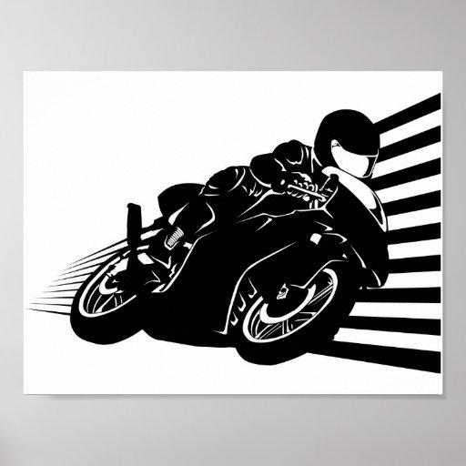 Motorcycle ポスター
