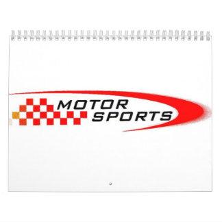 Motorsportのカレンダー カレンダー