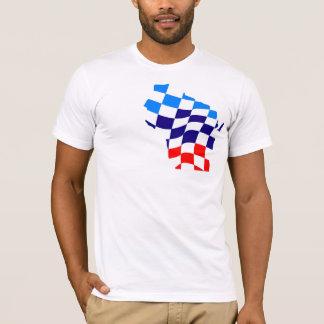 Motorsportウィスコンシン Tシャツ