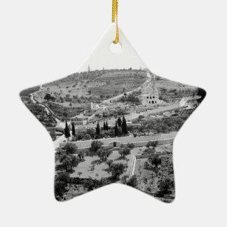 Mount of Olivesのヴィンテージのイメージ セラミックオーナメント