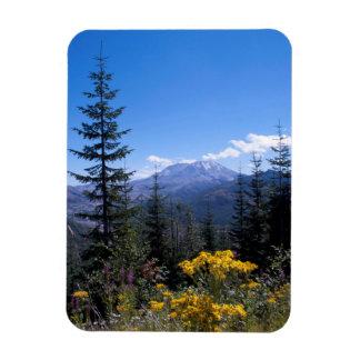 Mount Saint Helens マグネット