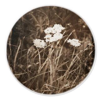 Mountain Flowers Ceramic Pull セラミックノブ