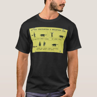 mountainlion tシャツ