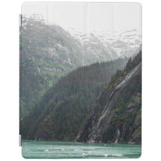 Mountainscape Ipadの頭が切れるなカバー iPadスマートカバー