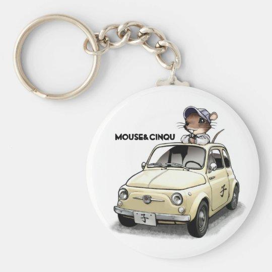 Mouse&Cinqu -Keychain- キーホルダー