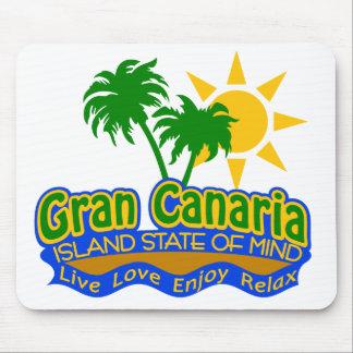 mousepad Gran Canariaの精神状態 マウスパッド