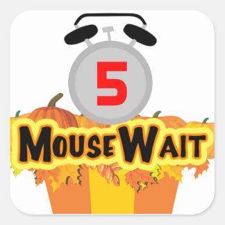 MouseWait第5 Birthday Bash LE Gear スクエアシール