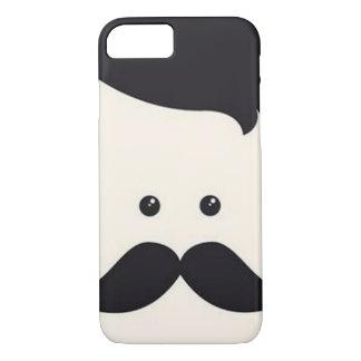 Moustache氏! iPhone 8/7ケース