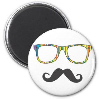 Moustache Hipster氏 マグネット