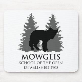 Mowglisのシンプルなマウスパッド マウスパッド