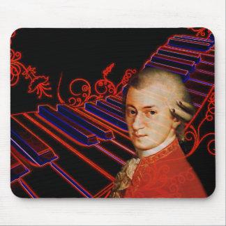 Mozart_の鍵 マウスパッド